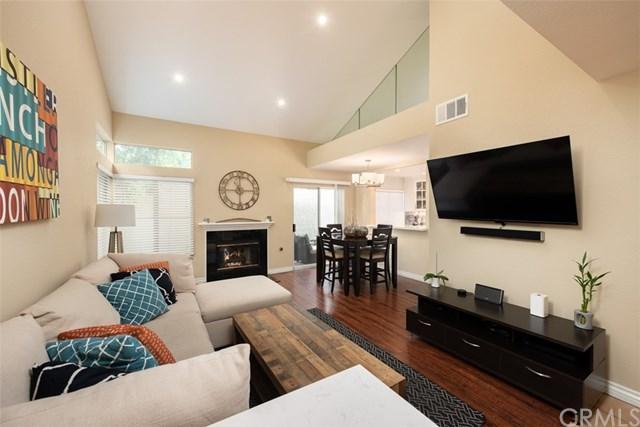 7308 Greenhaven Avenue #5, Rancho Cucamonga, CA 91730 (#OC18176102) :: DiGonzini Real Estate Group