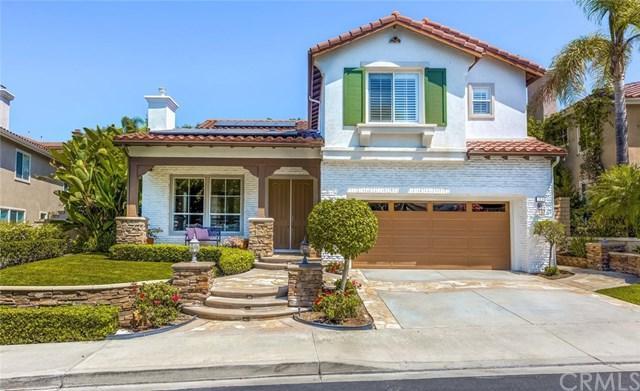 33 Sunswept Mesa, Aliso Viejo, CA 92656 (#OC18176079) :: DiGonzini Real Estate Group