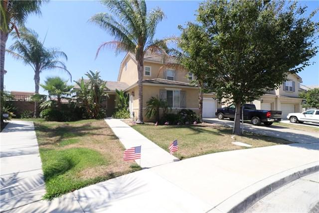 13425 Running Deer Circle, Eastvale, CA 92880 (#CV18176213) :: California Realty Experts