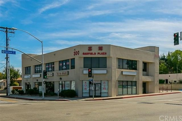 300 S Garfield Avenue #204, Monterey Park, CA 91754 (#DW18176243) :: RE/MAX Masters