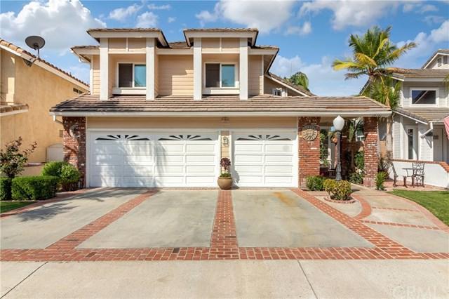 26761 Baronet, Mission Viejo, CA 92692 (#OC18175121) :: Berkshire Hathaway Home Services California Properties