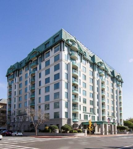 601 Laurel Avenue #803, San Mateo, CA 94401 (#ML81715716) :: Fred Sed Group