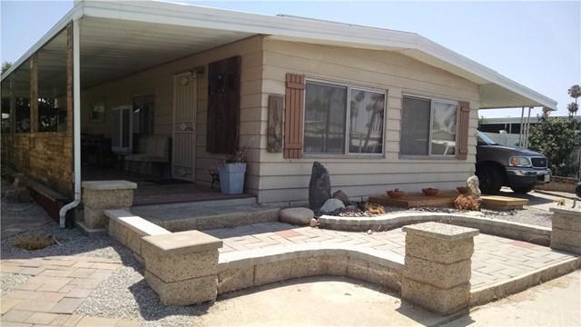 1635 El Cerrito Dr, Hemet, CA 92543 (#EV18176522) :: Allison James Estates and Homes