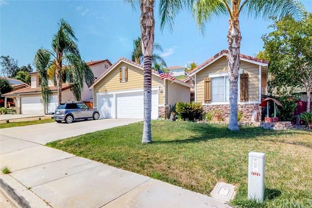 23468 Mountain Breeze Drive, Murrieta, CA 92562 (#SW18170912) :: California Realty Experts