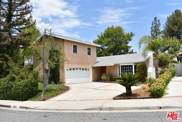 5512 Gladehollow Court, Agoura Hills, CA 91301 (#18364108) :: The Laffins Real Estate Team