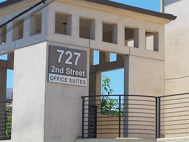 727 2nd Street #101, Hermosa Beach, CA 90254 (#SB18177570) :: Fred Sed Group