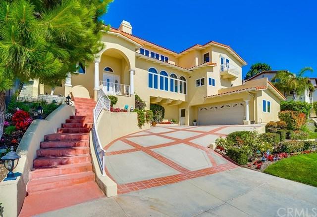 30178 Cartier Drive, Rancho Palos Verdes, CA 90275 (#RS18176473) :: The Laffins Real Estate Team