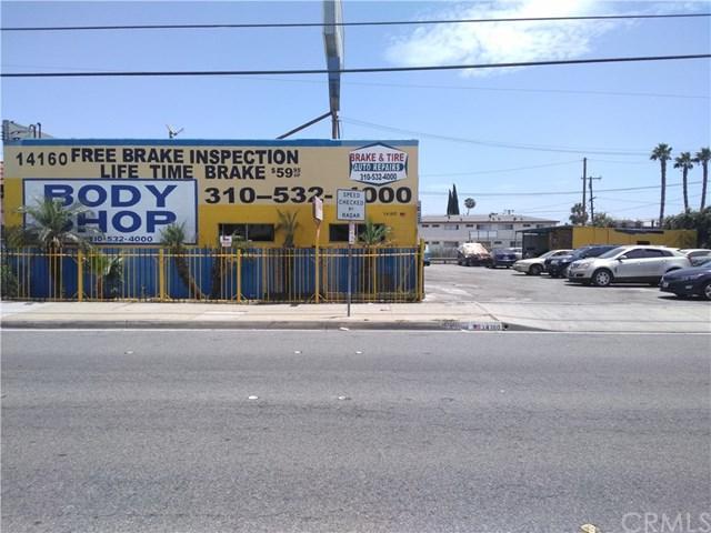 14160 Crenshaw Boulevard, Gardena, CA 90249 (#RS18182031) :: Go Gabby
