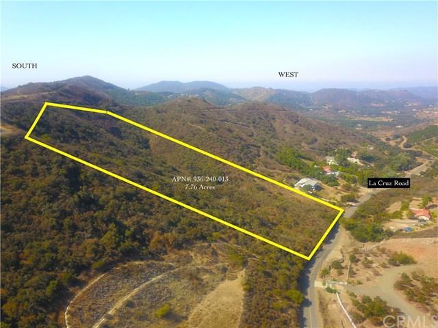 0 La Cruz, Temecula, CA  (#SW18182432) :: Impact Real Estate