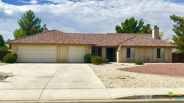 19171 Cochise Court, Apple Valley, CA 92307 (#18370458PS) :: Fred Sed Group