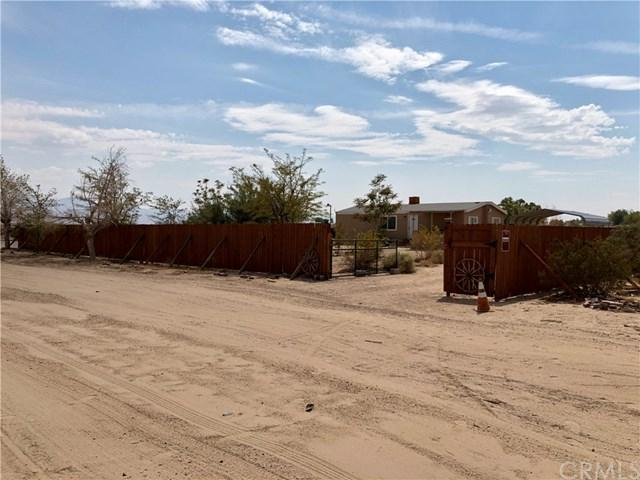37212 Idaho Trails Road, Newberry Springs, CA 92365 (#SW18179469) :: The Ashley Cooper Team