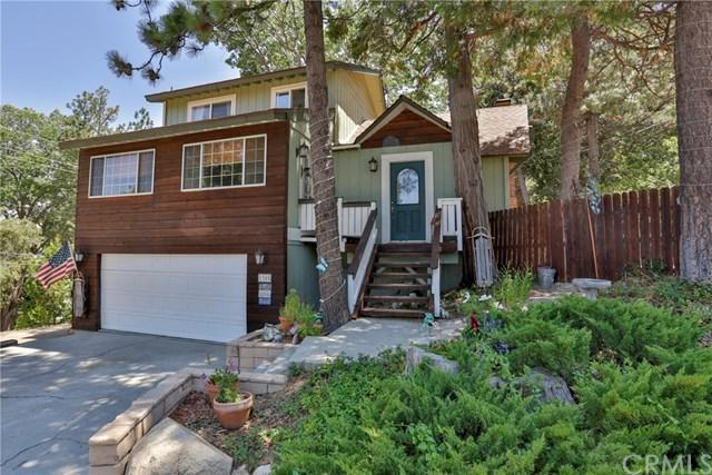 1305 Grass Valley Road, Lake Arrowhead, CA 92352 (#EV18188075) :: Angelique Koster