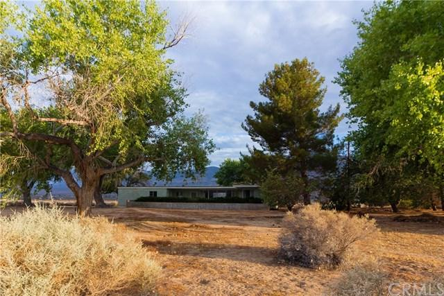 10291 Willow Wells Avenue, Lucerne Valley, CA 92356 (#SW18188511) :: RE/MAX Masters