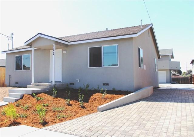 1132--1134 Mentone Avenue, Grover Beach, CA 93433 (#SP18089491) :: Pismo Beach Homes Team