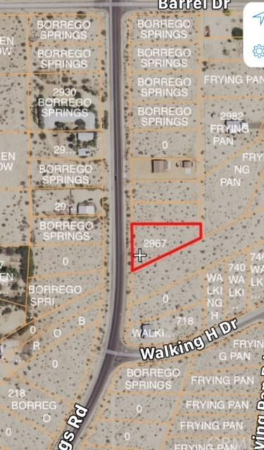 2967 Borrego Springs Road, Borrego Springs, CA 92004 (#IV18189300) :: Fred Sed Group