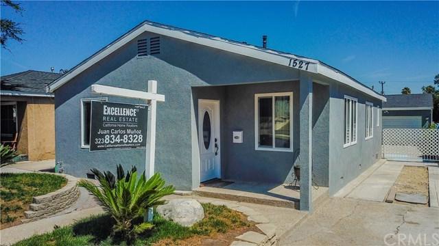 1527 W 213th Street, Torrance, CA 90501 (#DW18189629) :: RE/MAX Masters