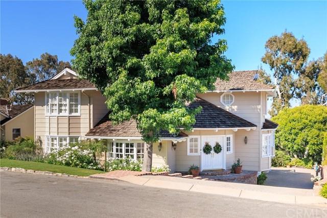 4405 Via Azalea, Palos Verdes Estates, CA 90274 (#SB18188545) :: The Laffins Real Estate Team