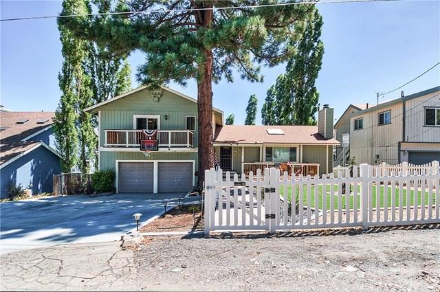 5419 Locarno Drive, Wrightwood, CA 92397 (#CV18191116) :: The Darryl and JJ Jones Team