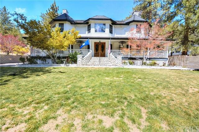 790 St Hwy 2, Wrightwood, CA 92397 (#IV18191120) :: The Darryl and JJ Jones Team