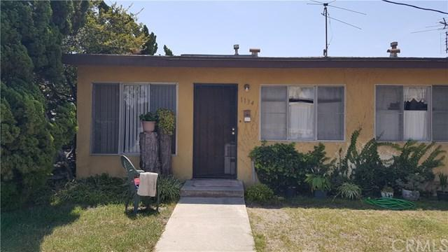 1126 E Burnett Street, Signal Hill, CA 90755 (#PI18191596) :: Fred Sed Group