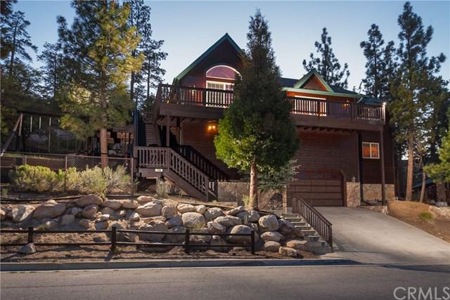 388 Sunrise Way, Big Bear, CA 92315 (#IV18177496) :: Z Team OC Real Estate