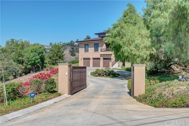 2185 Papaya Drive, La Habra Heights, CA 90631 (#PW18191703) :: Z Team OC Real Estate