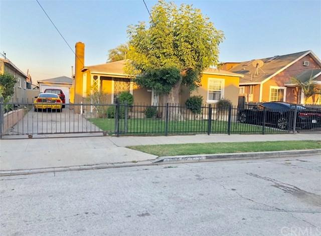 11200 S Grevillea Avenue, Inglewood, CA 90304 (#RS18192824) :: RE/MAX Masters