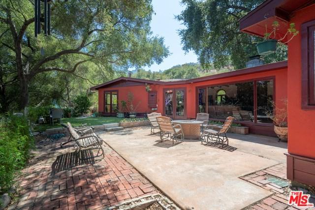 1363 Old Topanga Canyon Road, Topanga, CA 90290 (#18373848) :: Z Team OC Real Estate