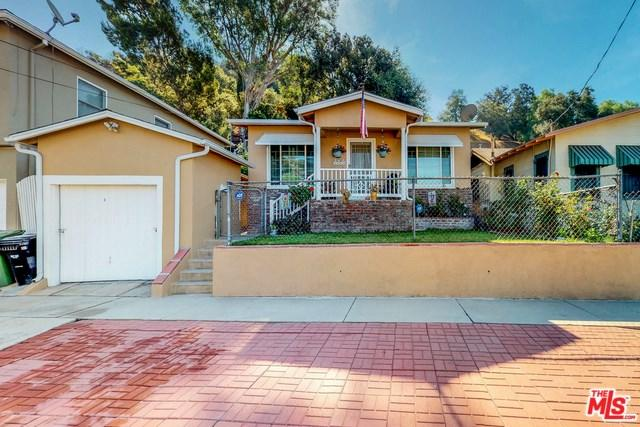 4860 La Roda Avenue, Los Angeles (City), CA 90041 (#18373990) :: RE/MAX Masters
