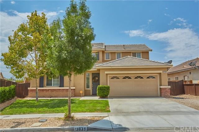 13839 Coolidge Way, Oak Hills, CA 92344 (#CV18192845) :: RE/MAX Masters