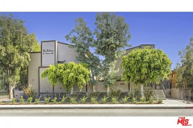 1116 E Palmer Avenue #14, Glendale, CA 91205 (#18373242) :: The Darryl and JJ Jones Team
