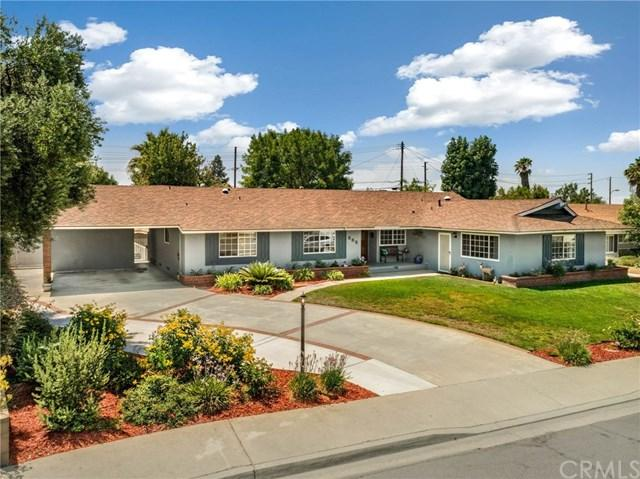 868 St. John Place, Claremont, CA 91711 (#IV18193778) :: Cal American Realty