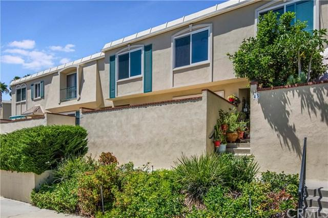 1951 Rolling Vista Drive #44, Lomita, CA 90717 (#SB18194121) :: Keller Williams Realty, LA Harbor