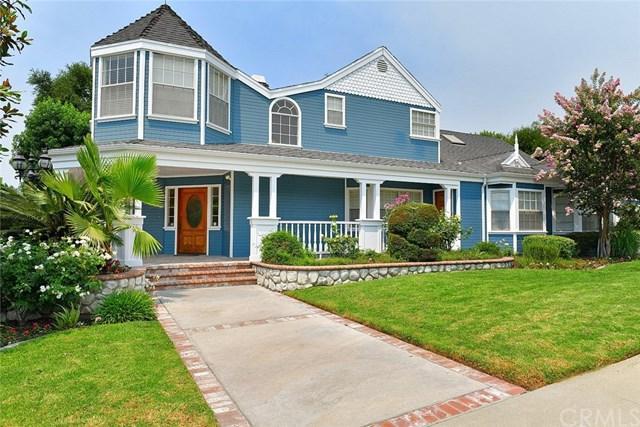 715 N Live Oak Avenue, Glendora, CA 91741 (#CV18192619) :: Cal American Realty