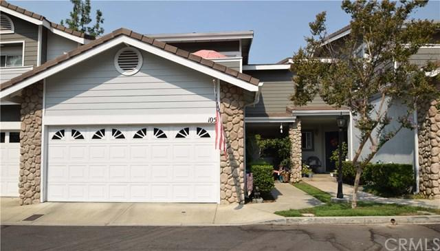 105 Meadow Oaks Lane #23, Glendora, CA 91741 (#CV18194298) :: Cal American Realty