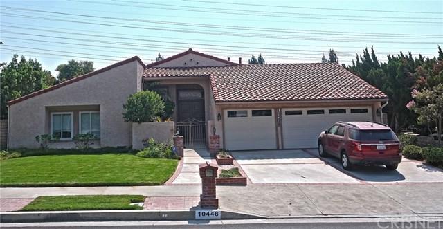 10448 Garden Grove Avenue, Porter Ranch, CA 91326 (#SR18194060) :: Z Team OC Real Estate