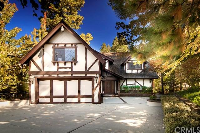 700 Oak, Lake Arrowhead, CA 92352 (#EV18178217) :: Angelique Koster