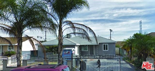 15522 Bonsallo Avenue, Gardena, CA 90247 (#18374748) :: Fred Sed Group