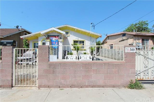 149 Nevada Avenue, East Los Angeles, CA 90063 (#DW18194945) :: Z Team OC Real Estate