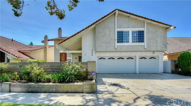12850 Cuesta Street, Cerritos, CA 90703 (#PW18194863) :: DSCVR Properties - Keller Williams