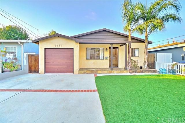 1637 Armour Lane, Redondo Beach, CA 90278 (#WS18195171) :: Keller Williams Realty, LA Harbor