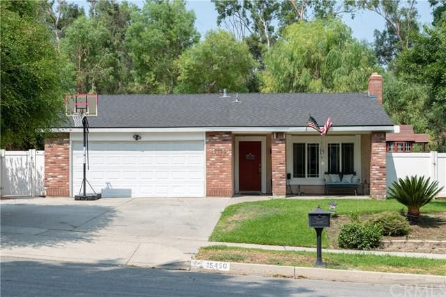 15450 Rolling Ridge Drive, Chino Hills, CA 91709 (#CV18195640) :: Cal American Realty