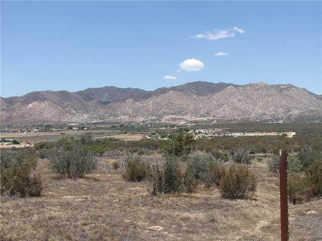 0 Montezuma Valley Road, Ranchita, CA 92066 (#130044044) :: The Ashley Cooper Team