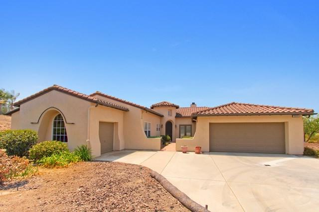 2855 Dos Lomas Place, Fallbrook, CA 92028 (#180045023) :: Fred Sed Group