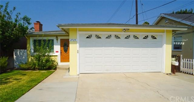 2725 Arlington Avenue, Torrance, CA 90501 (#SB18194694) :: The Laffins Real Estate Team