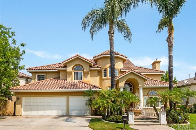 3068 Giant Forest, Chino Hills, CA 91709 (#TR18185664) :: Cal American Realty