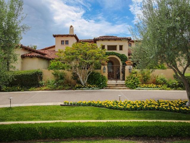 18330 Calle La Serra, Rancho Santa Fe, CA 92091 (#180045135) :: Fred Sed Group