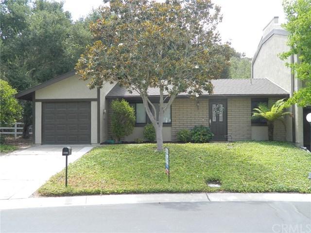 1035 Meadow Way, Arroyo Grande, CA 93420 (#PI18196650) :: Pismo Beach Homes Team