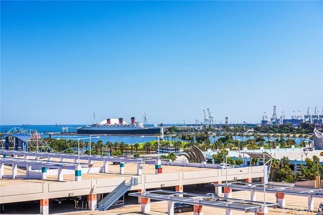 411 W Seaside Way #801, Long Beach, CA 90802 (#PW18196781) :: Keller Williams Realty, LA Harbor