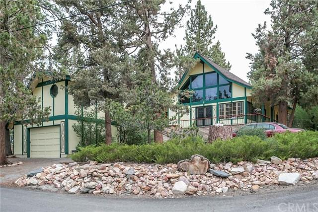 721 Bear Mountain Road, Big Bear, CA 92314 (#EV18196971) :: Z Team OC Real Estate